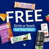 The Vitamin Shoppe to Give Away Free Healthy Snacks, Protein Bars, and Beverages to Anyone with a Covid-19 Vaccination Through May