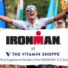 The Vitamin Shoppe Partners with IRONMAN to Become the Official Supplement Retailer of the IRONMAN® U.S. Series
