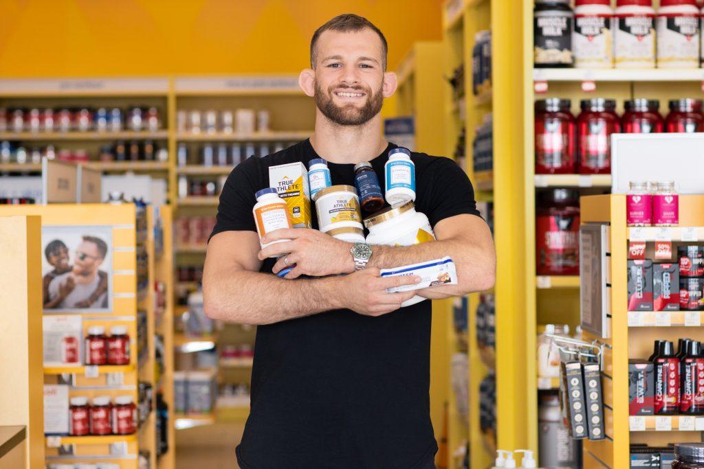 David Taylor Vitamin Shoppe 2